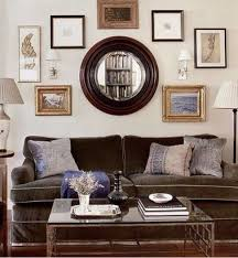 Large Wall Mirrors For Living Room Best 20 Large Round Mirror Ideas On Pinterest Large Hallway
