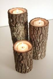candle holders set of 3 foter