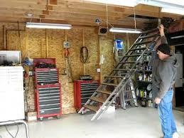 attic lift how i made it