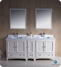 Bathroom Bathroom Vanities Two Sinks On Bathroom Within Vanities - Bathroom vanities double sink 2