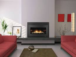 modern home interior design wood fireplace inserts portland
