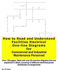 how to read and understand facilities electrical one line diagrams