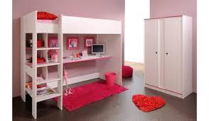 chambre combiné fille chambre à coucher chants réversibles bleu ou novomeuble