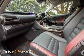 new lexus 2017 inside 2017 lexus is300h limited u2013 car review u2013 smooth silent not so