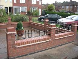 Garden Brick Wall Design Ideas Brick Wall Designs For Gardens Pictures Of Brick Walls Designs