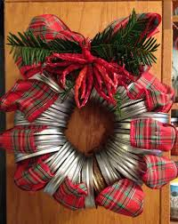 christmas door decorations christmas door wreaths 18 craft ideas with cheap materials