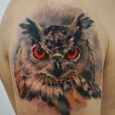 Owl Shoulder - owl by yomico