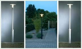 Solar L Post Light Fixture Solar L Post Light Fixture And Pole Large Size Of Lighting