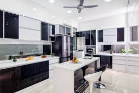 chic white wooden color formica kitchen cabinets come with white