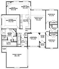 floor plans with photos 3 garage house plans fascinating contemporary floor plans for 3