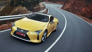 lexus lc price list 2018 lexus lc pricing announced starts below 100k