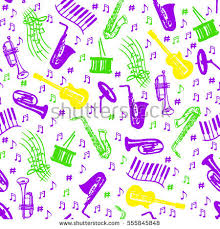 colors for mardi gras jazz seamless pattern mardi gras colors stock vector 555845848