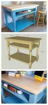 best ideas about small stand pinterest televisions for how build faux butcher block kitchen island free plans buildsomething