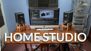 Diy Home Studio Desk by How To Setup A Video Editing Studio Youtube