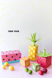 pineapple wrapping paper fruit wrapping paper the house that lars built