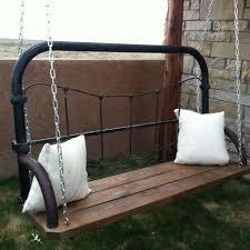 Patio Swing Frame by Best 25 Bench Swing Ideas On Pinterest Outdoor Patio Swing Tin