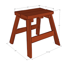 Free Download Wood Project Plans by Stool Woodworking Plans Woodshop Plans