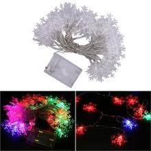 Battery Operated Christmas Decorations Outdoor by Online Get Cheap Battery Operated Outdoor Fairy Lights Aliexpress