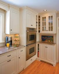 Corner Wine Cabinets Los Angeles Corner Wine Rack Kitchen Transitional With Butlers