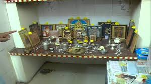 Pooja Room In Kitchen Designs by Vastu Tips For Our Pooja Room Real Estate 6tv Youtube