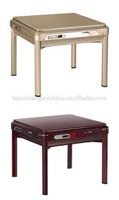 Mahjong Table Automatic by Chinese Full Automatic Mahjong Table For Sale Buy Full Automatic