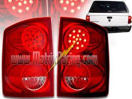 98 dakota tail lights matrix racing euro altezza tail lights clear projector headlights
