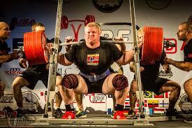 powerlifting carl yngvar christensen 490 kg squat world record
