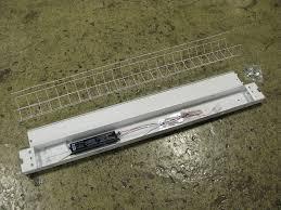 wire guards for light fixtures lithonia 4 fluorescent light fixture wire guard c 1 32 mvolt