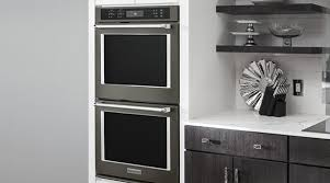 Toaster Oven Under Counter Mount Wall Ovens Kitchenaid