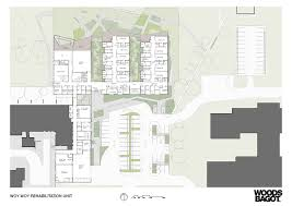 Unit Floor Plans Designs Gallery Of Woy Woy Rehabilitation Unit Woods Bagot 11