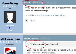 travel forums images Time travel is possible on this forum kerbal network kerbal jpg