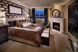 belles chambres coucher 15 exemples d une chambre avec cheminée aux ambiances variées