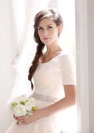 modest wedding dresses modest wedding dress rikof