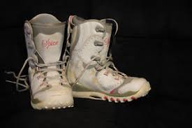 used womens boots size 9 spice womens snowboard boots size 9 used ebay