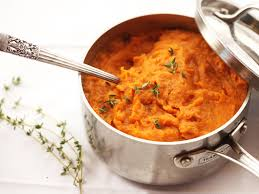 the best mashed sweet potatoes recipe serious eats