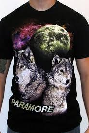 three wolf moon paramore t shirt paramore t shirts