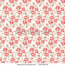 shabby chic wrapping paper shabby chic pattern scrap booking stock vector 116330278