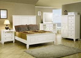 Bedroom Ideas With White Furniture White Bedroom Furniture Set Modern Bedrooms