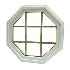 shop awsco octagon replacement window rough opening 19 5 in x