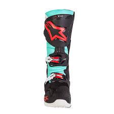motocross boots alpinestars alpinestars 2015 tech 10 signature series eli tomac boots