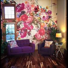 Wall Paintings Designs Top 25 Best Floral Wall Art Ideas On Pinterest Nursery Wall Art