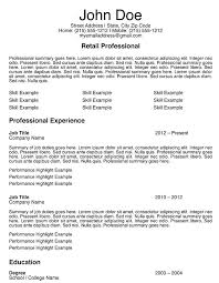 resume bullet points exles resume bullet points exles resume bullet points for retail sales