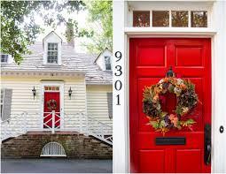 Front Door Red by Red Front Door Kick Plate Accessories Front Door Kick Plate