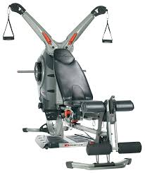 health and fitness den list of exercises for the bowflex