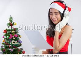 christmas singing stock images royalty free images u0026 vectors