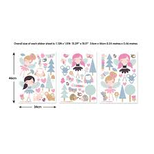 walltastic woodland fairies friends wall stickers the walltastic woodland fairies friends wall stickers the home depot