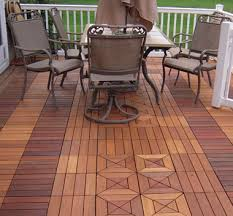 resurface your weather worn deck with interlocking deck tiles