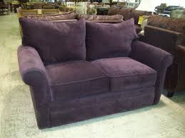 Purple Sofa Bed Furniture Warm Purple Sofa To Complete Your Living Room Decor