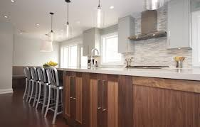 modern kitchen island lighting modern kitchen island lighting brings warmth to canadadian residence