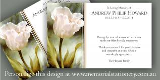 sympathy thank you cards friendship funeral thank you cards personalized as well as